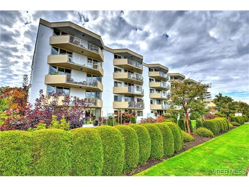 Main Photo: 301 1148 Goodwin Street in VICTORIA: OB South Oak Bay Condo Apartment for sale (Oak Bay)  : MLS® # 370616