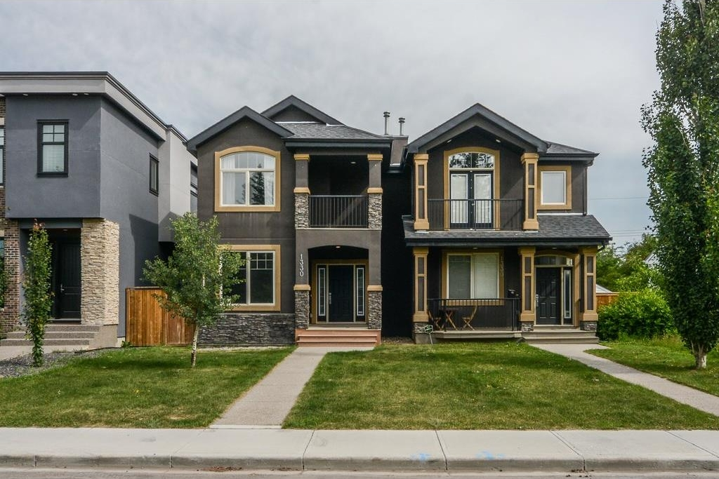 Main Photo: B 1330 19 Avenue NW in Calgary: Capitol Hill House for sale : MLS® # C4138798
