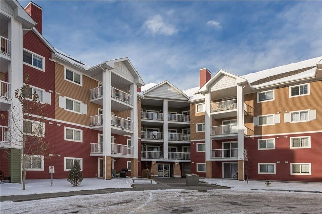 Main Photo: 1223 10 PRESTWICK Bay SE in Calgary: McKenzie Towne Condo for sale : MLS®# C4145776