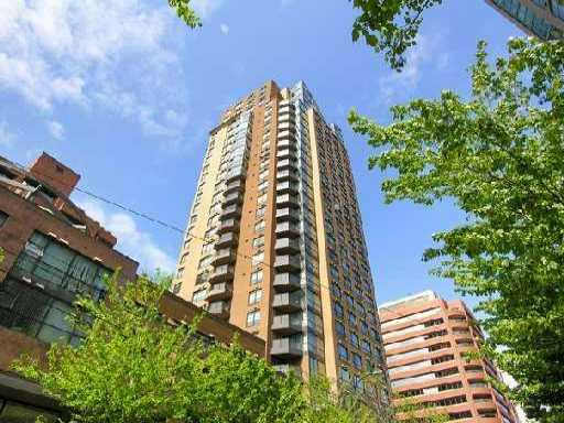 Main Photo: # 2102 1189 HOWE ST in Vancouver: Downtown VW Condo for sale (Vancouver West)  : MLS®# V853055