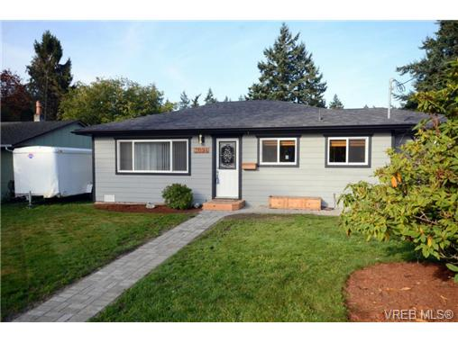 Main Photo: 3094 Paisley Place in VICTORIA: Co Hatley Park Single Family Detached for sale (Colwood)  : MLS®# 357468