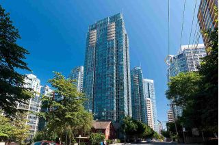 "Main Photo: 708 1288 W GEORGIA Street in Vancouver: West End VW Condo for sale in ""RESIDENCES ON GEORGIA"" (Vancouver West)  : MLS®# R2270733"