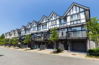 "Main Photo: 69 1338 HAMES Crescent in Coquitlam: Burke Mountain Townhouse for sale in ""Farrington Park"" : MLS®# R2283151"