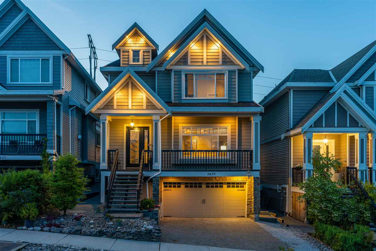 FEATURED LISTING: 3439 GISLASON Avenue Coquitlam
