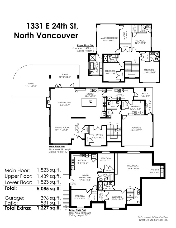 Photo 20: 1331 E 24TH Street in North Vancouver: Westlynn House for sale : MLS(r) # R2175721