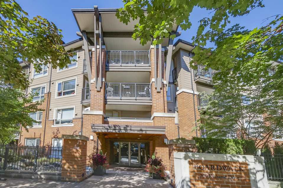 FEATURED LISTING: 221 - 700 KLAHANIE Drive Port Moody