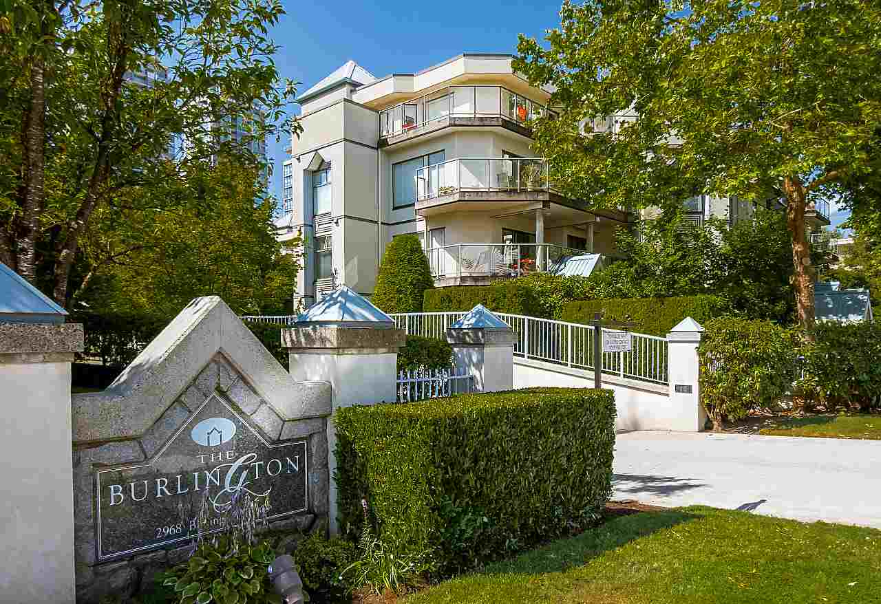 Main Photo: 213 2968 BURLINGTON DRIVE in Coquitlam: North Coquitlam Condo for sale : MLS®# R2232658