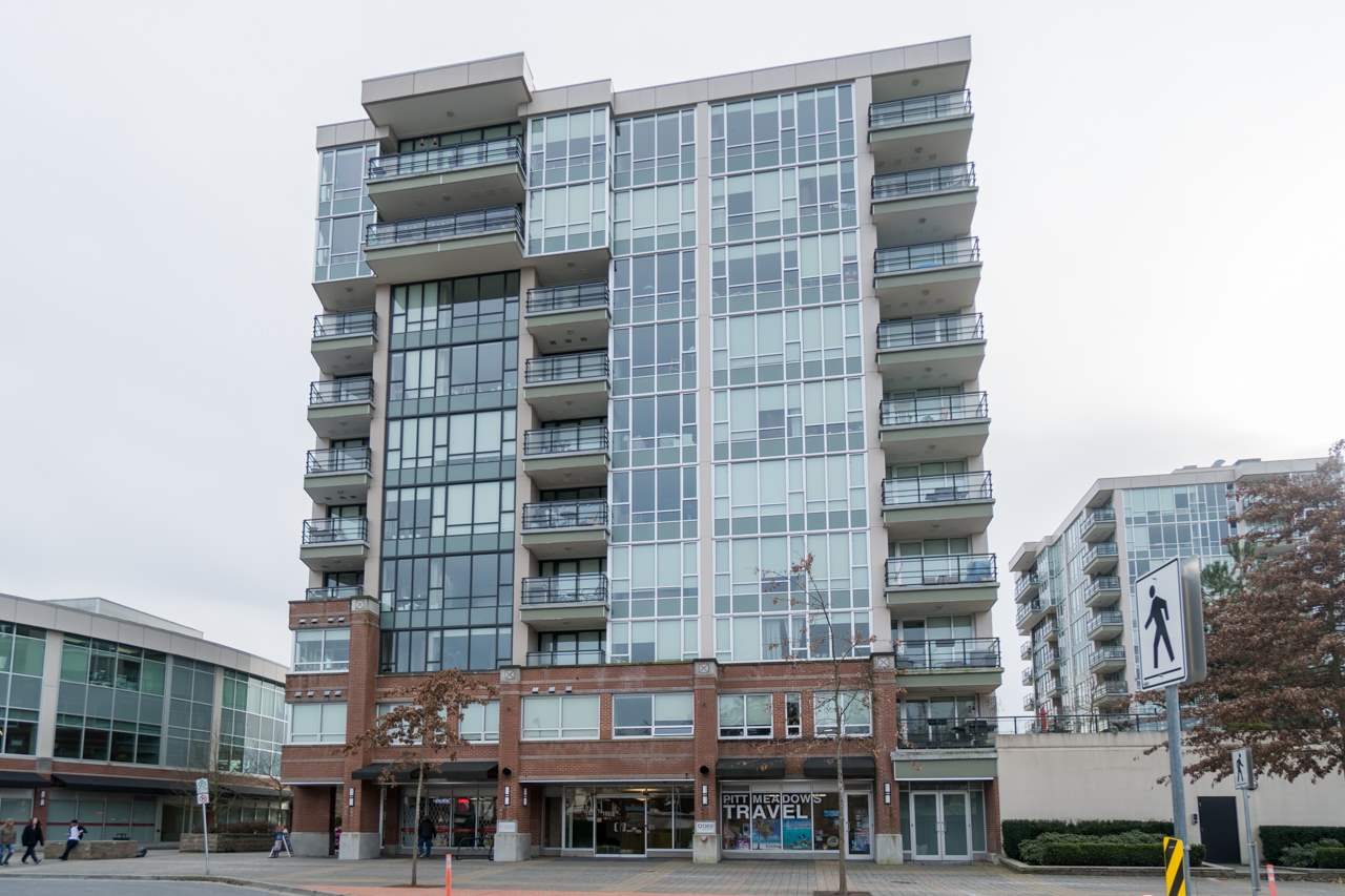 "Main Photo: 502 12069 HARRIS Road in Pitt Meadows: Central Meadows Condo for sale in ""SOLARIS"" : MLS®# R2241142"