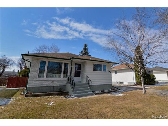 FEATURED LISTING: 484 Greene Avenue WINNIPEG