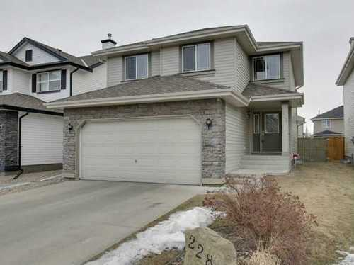 Main Photo: 228 WESTPOINT Gardens SW in Calgary: 2 Storey for sale : MLS®# C3555793