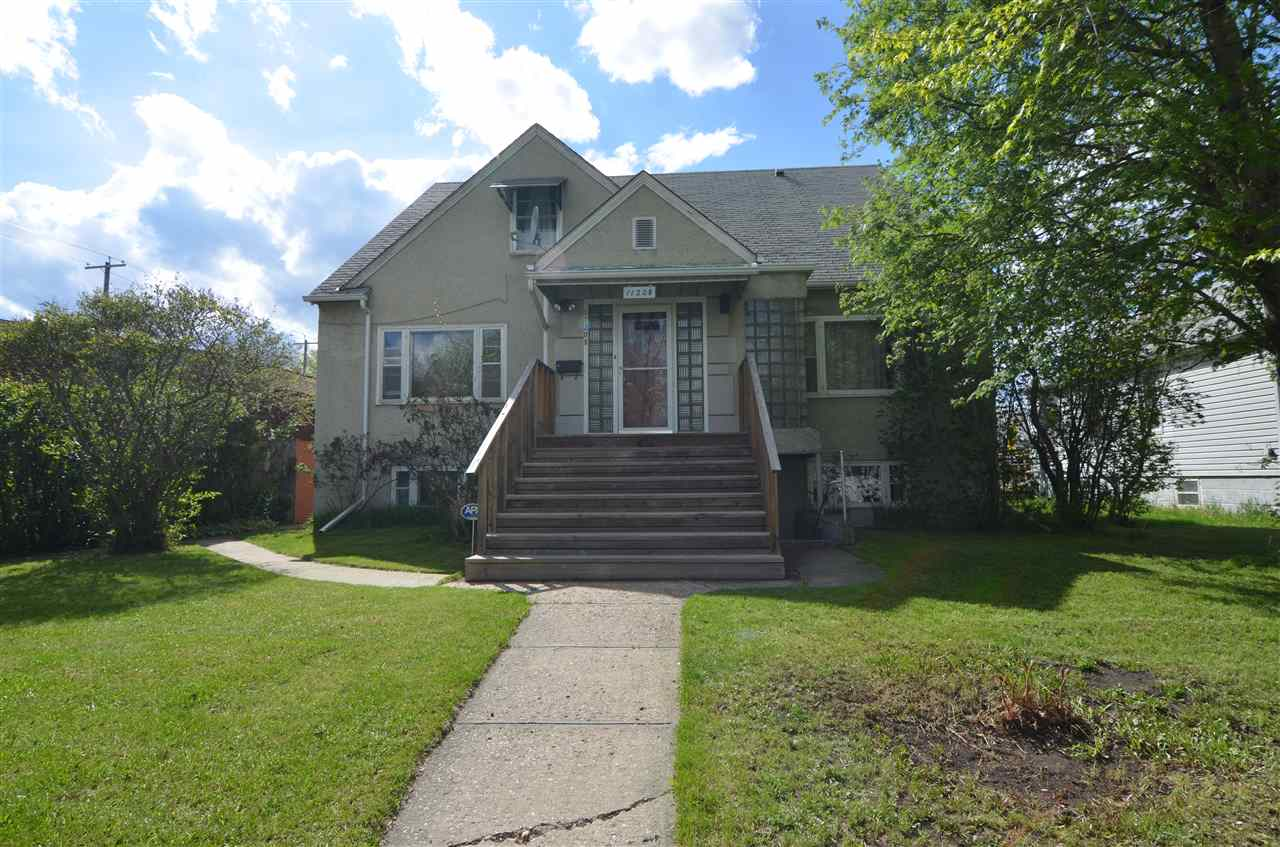 Main Photo: 11208 102 Street in Edmonton: Zone 08 House for sale : MLS® # E4065396