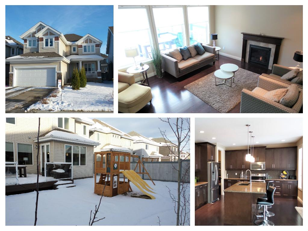Main Photo: 2117 90A Street in Edmonton: Zone 53 House for sale : MLS®# E4089726