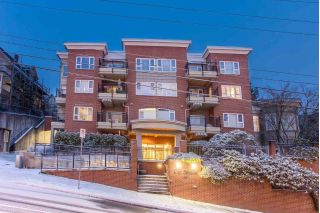 Main Photo: 306 221 ELEVENTH Street in New Westminster: Uptown NW Condo for sale : MLS® # R2241038