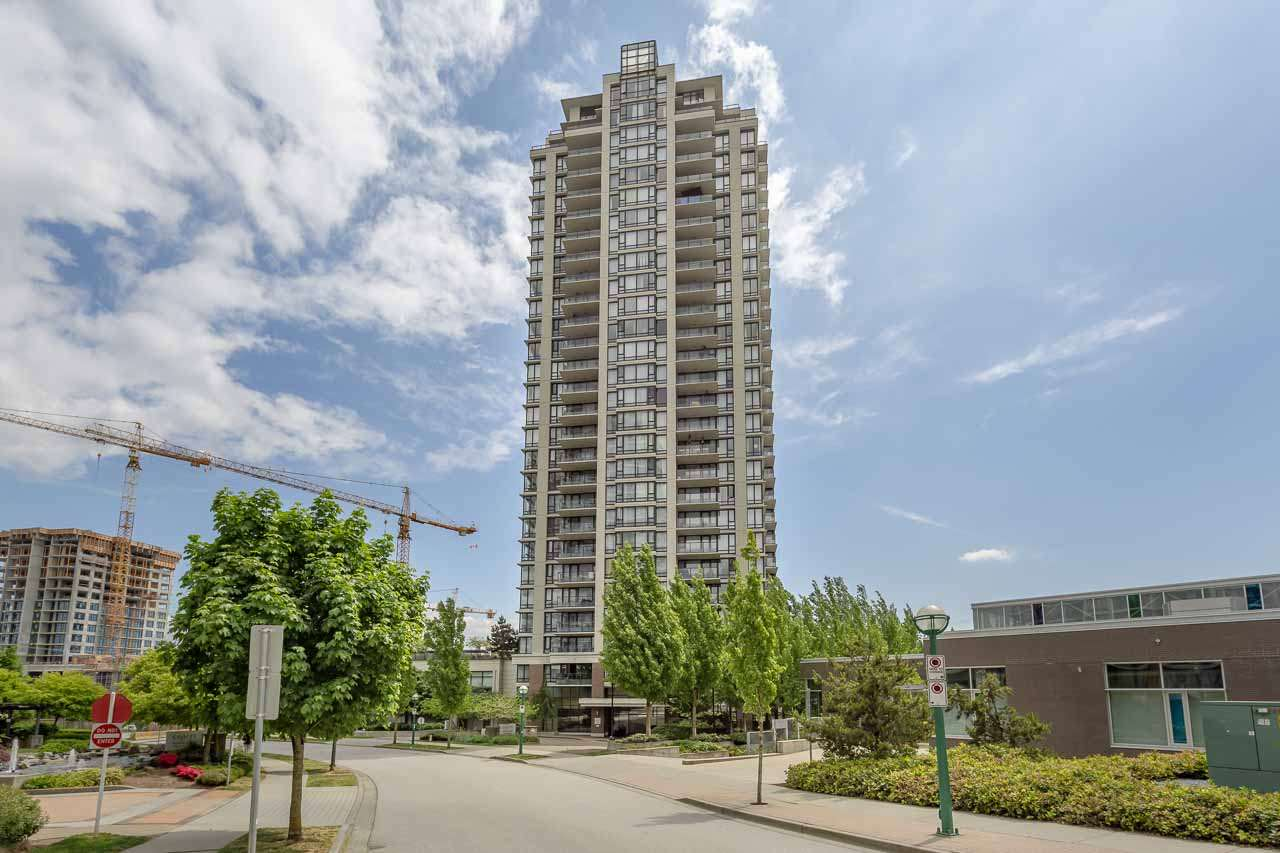 "Main Photo: 1505 7328 ARCOLA Street in Burnaby: Highgate Condo for sale in ""ESPRIT SOUTH"" (Burnaby South)  : MLS®# R2270515"