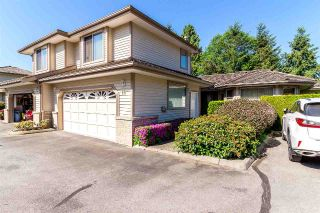 "Main Photo: 25 11438 BEST Street in Maple Ridge: Southwest Maple Ridge Townhouse for sale in ""FAIRWAY ESTATES"" : MLS®# R2271279"