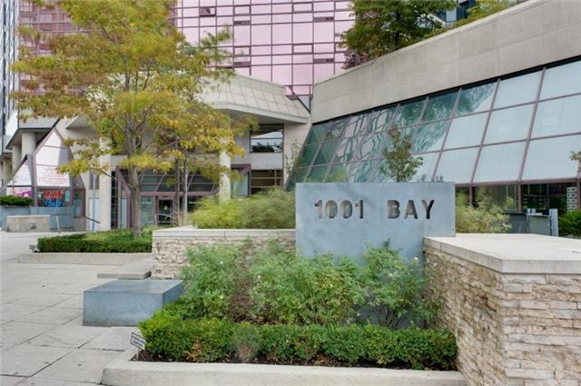 Main Photo: 3008 1001 Bay Street in Toronto: Bay Street Corridor Condo for lease (Toronto C01)  : MLS®# C3887158