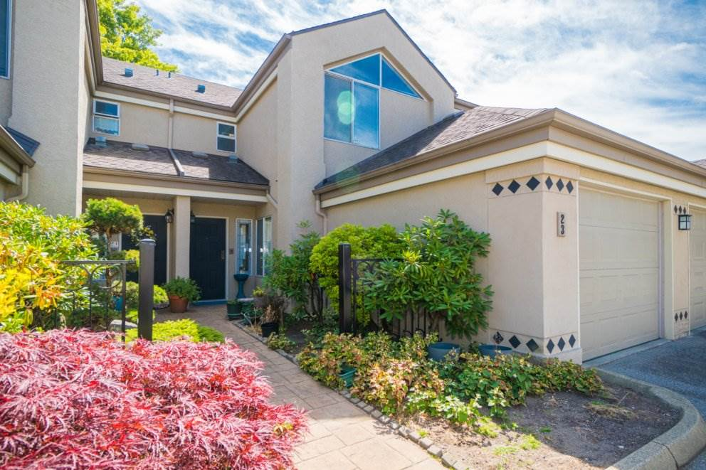 Main Photo: 23 9800 KILBY Drive in Richmond: West Cambie Townhouse for sale : MLS®# R2285582