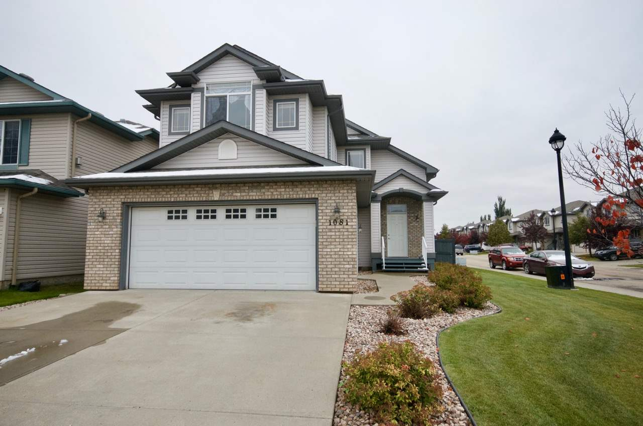 Main Photo: 1081 BARNES Way SW in Edmonton: Zone 55 House for sale : MLS®# E4129611