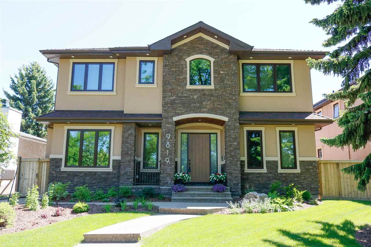 FEATURED LISTING: 9819 147 Street Northwest Edmonton