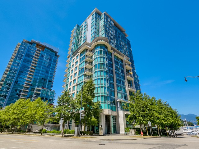 FEATURED LISTING: 1201 - 499 BROUGHTON Street Vancouver