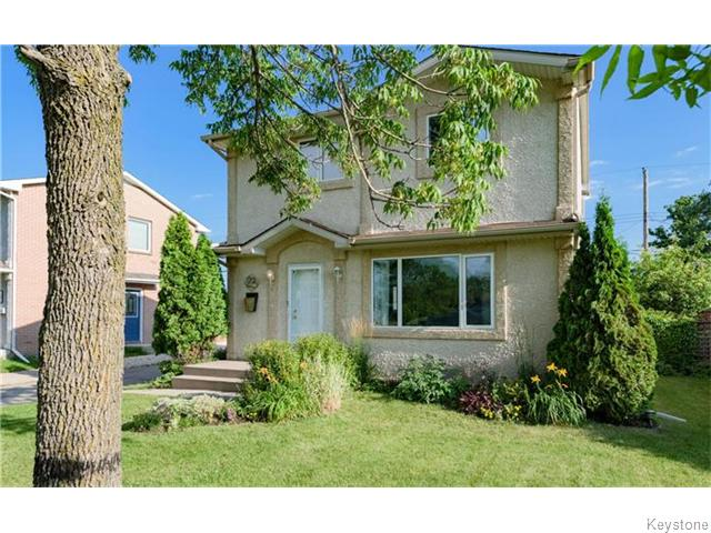 Main Photo: 23 Jameswood Drive in Winnipeg: St James Residential for sale (West Winnipeg)  : MLS®# 1620848