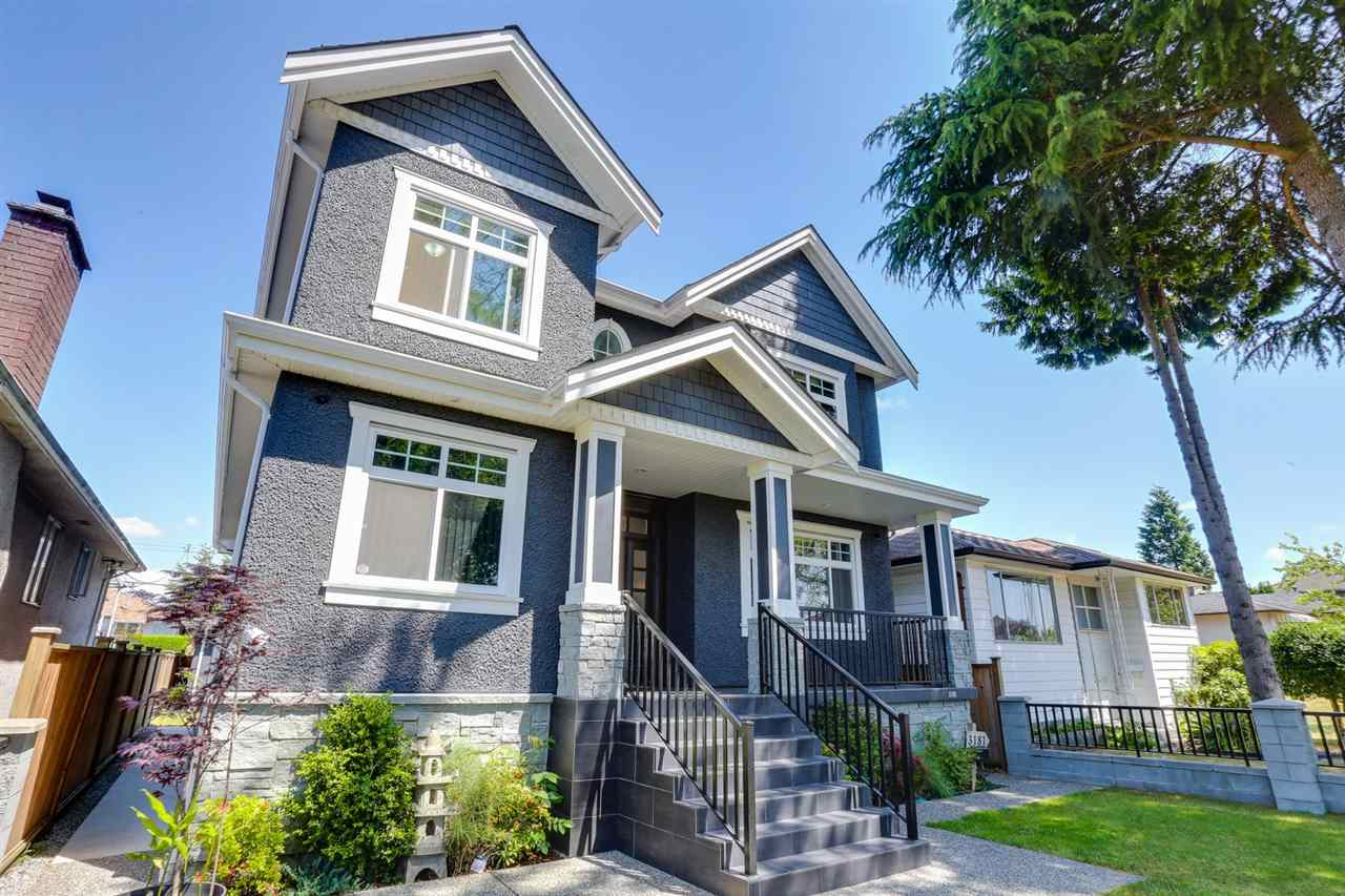 "Main Photo: 3179 E 52ND Avenue in Vancouver: Killarney VE House for sale in ""KILLARNEY"" (Vancouver East)  : MLS® # R2197148"