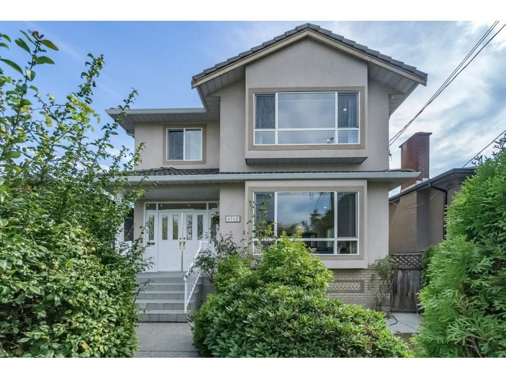FEATURED LISTING: 4762 GOTHARD Street Vancouver