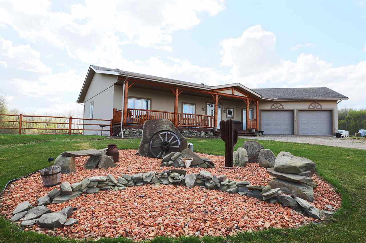 Main Photo: 461008 RR 12: Rural Wetaskiwin County House for sale : MLS®# E4110782