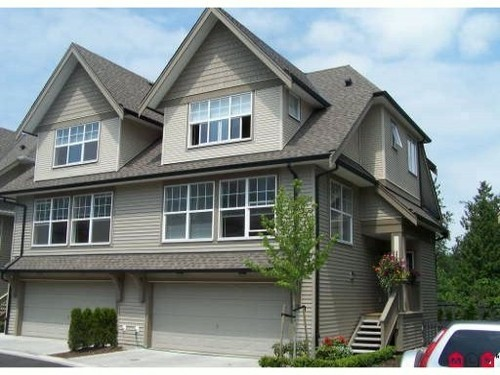 Main Photo: 26 8089 209TH Street in Langley: Home for sale : MLS® # F1010429