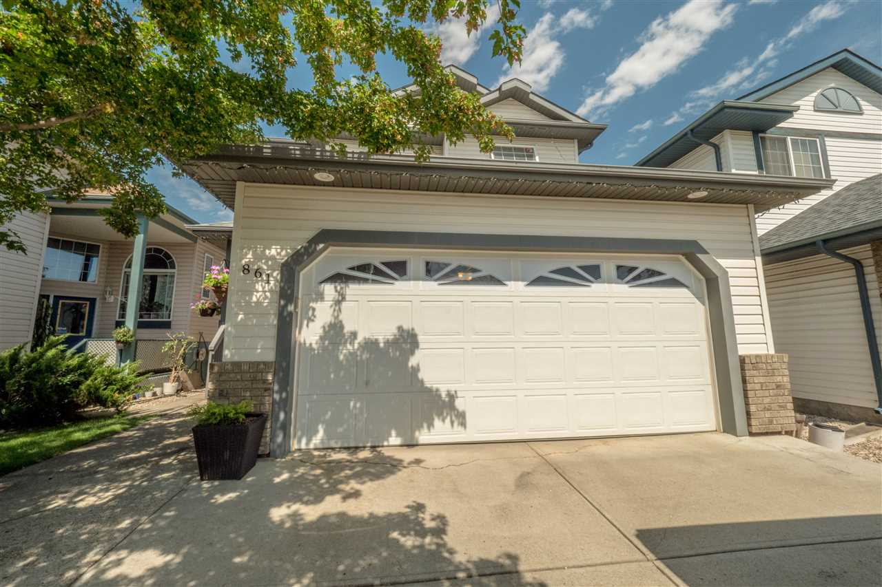 Main Photo: 861 BLACKLOCK Way in Edmonton: Zone 55 House for sale : MLS® # E4075690