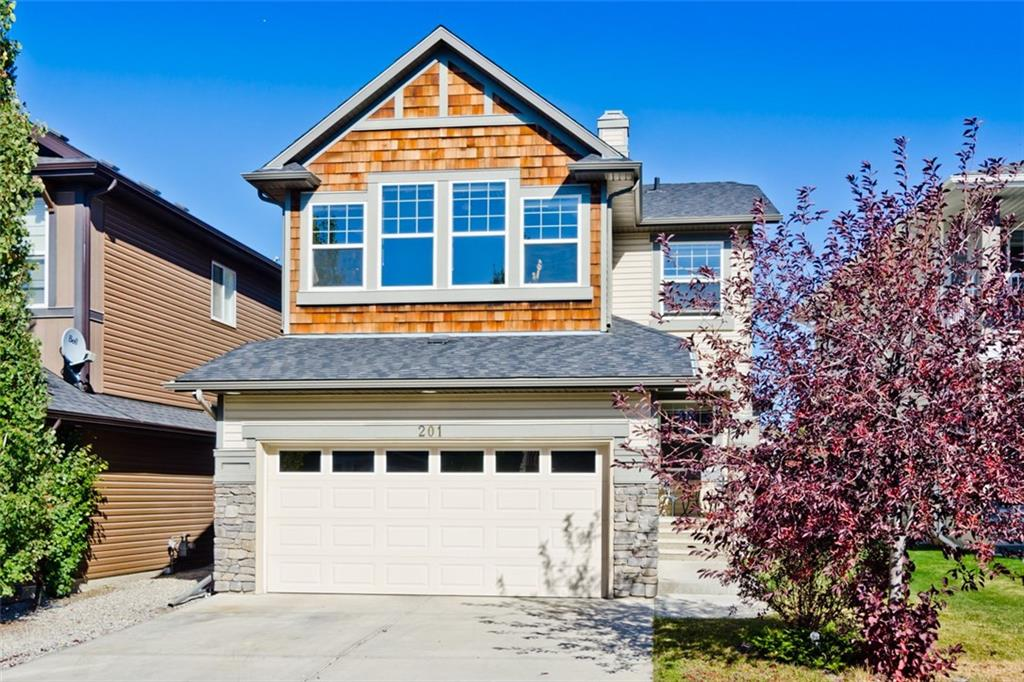 Main Photo: 201 Auburn Glen Way SE in : Auburn Bay House for sale (Calgary)  : MLS®# 	C4160698