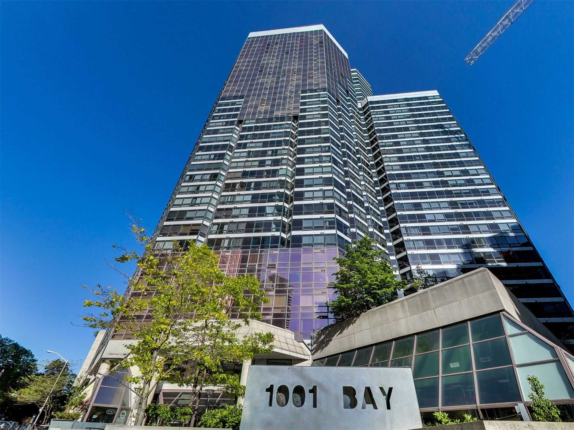 FEATURED LISTING: 1115 - 1001 Bay Street Toronto