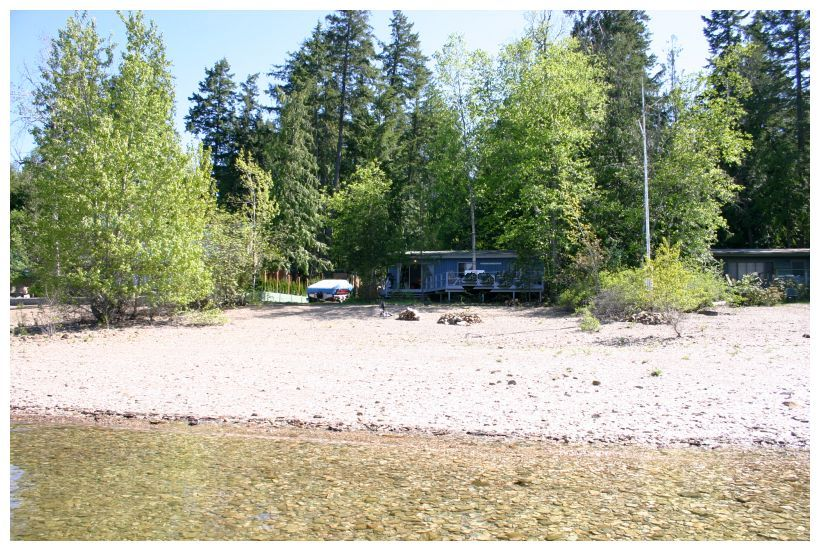 Main Photo: 2477 Rocky Point Road in Blind Bay: Waterfront House for sale (Shuswap)  : MLS® # 10064890