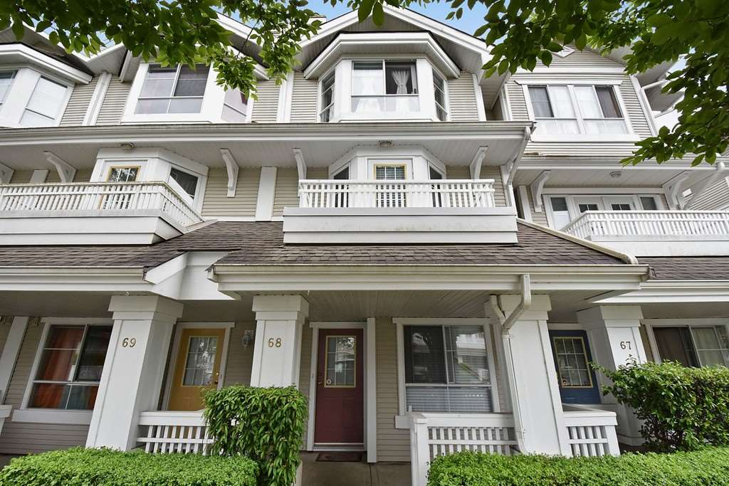 Main Photo: 68 22000 SHARPE Avenue in Richmond: Hamilton RI Townhouse for sale : MLS®# R2065897
