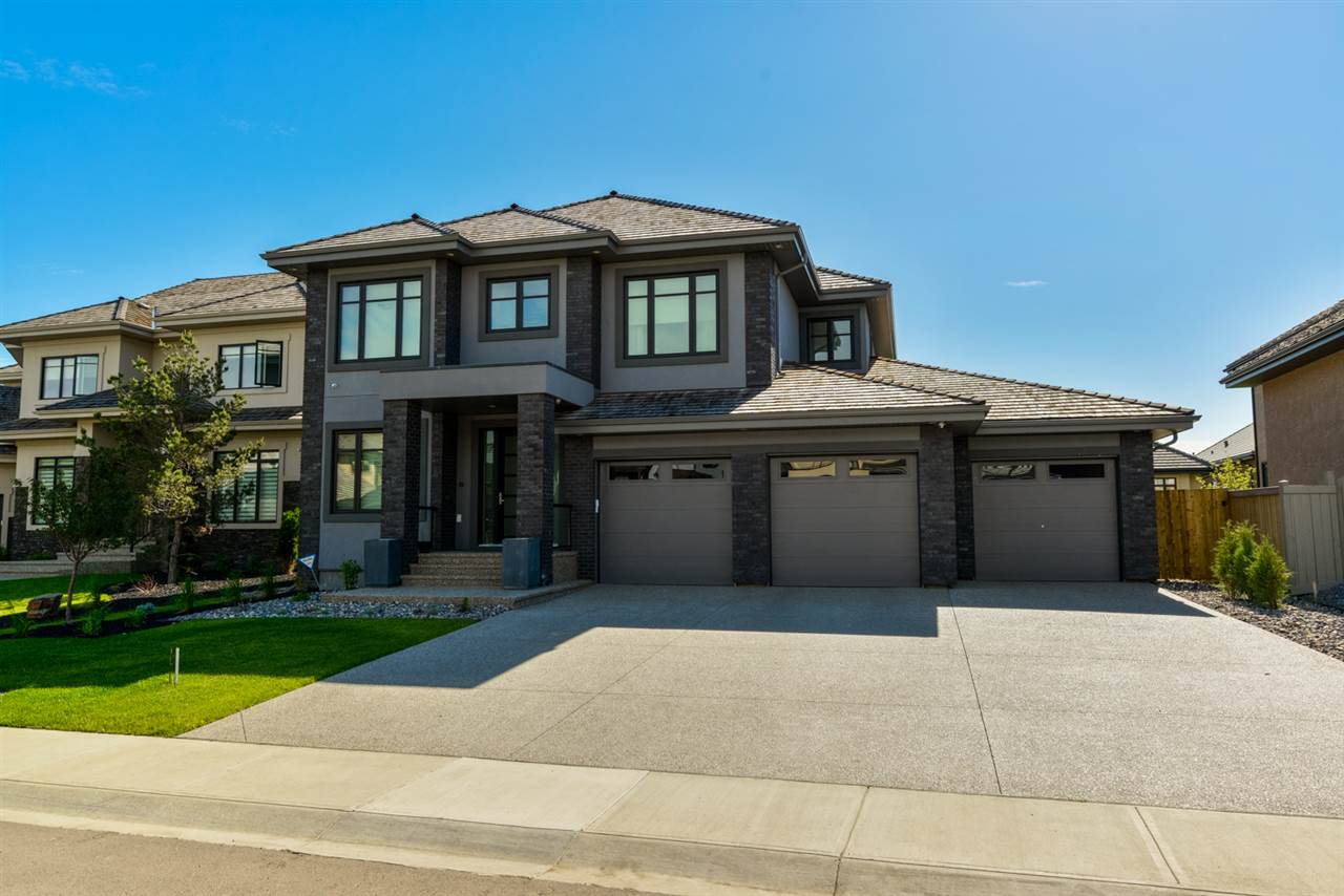Main Photo: 3507 WATSON Point in Edmonton: Zone 56 House for sale : MLS® # E4070162