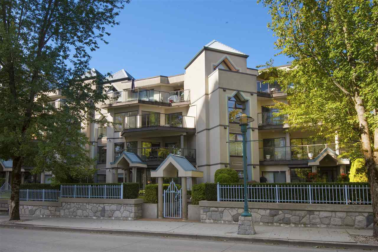 Main Photo: 205 2978 BURLINGTON Drive in Coquitlam: North Coquitlam Condo for sale : MLS® # R2206923