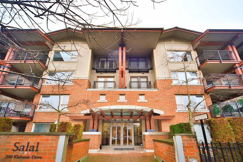 Main Photo: 404 200 KLAHANIE Drive in Port Moody: Port Moody Centre Condo for sale : MLS® # R2029685