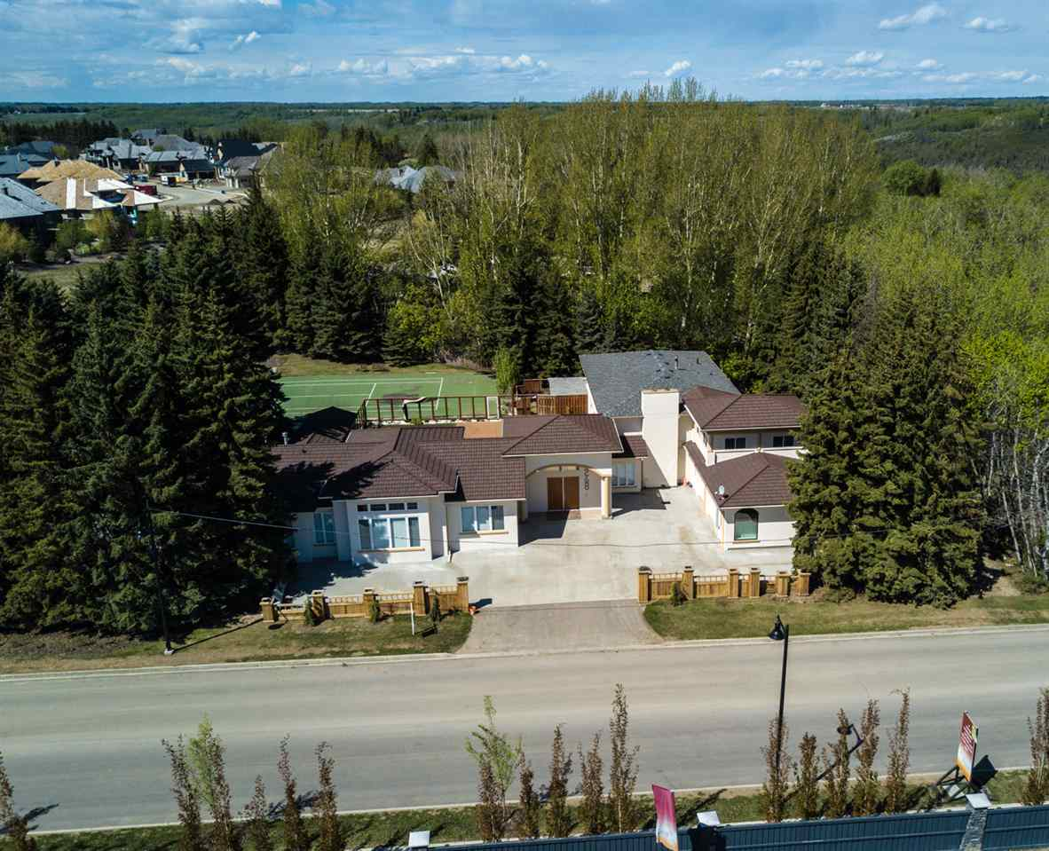 Main Photo: 268 WINDERMERE Drive in Edmonton: Zone 56 House for sale : MLS® # E4056043
