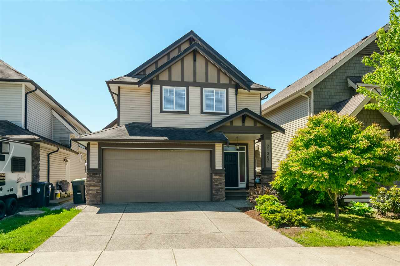 "Main Photo: 21262 83A Avenue in Langley: Willoughby Heights House for sale in ""WILLOUGHBY HEIGHTS"" : MLS®# R2169481"
