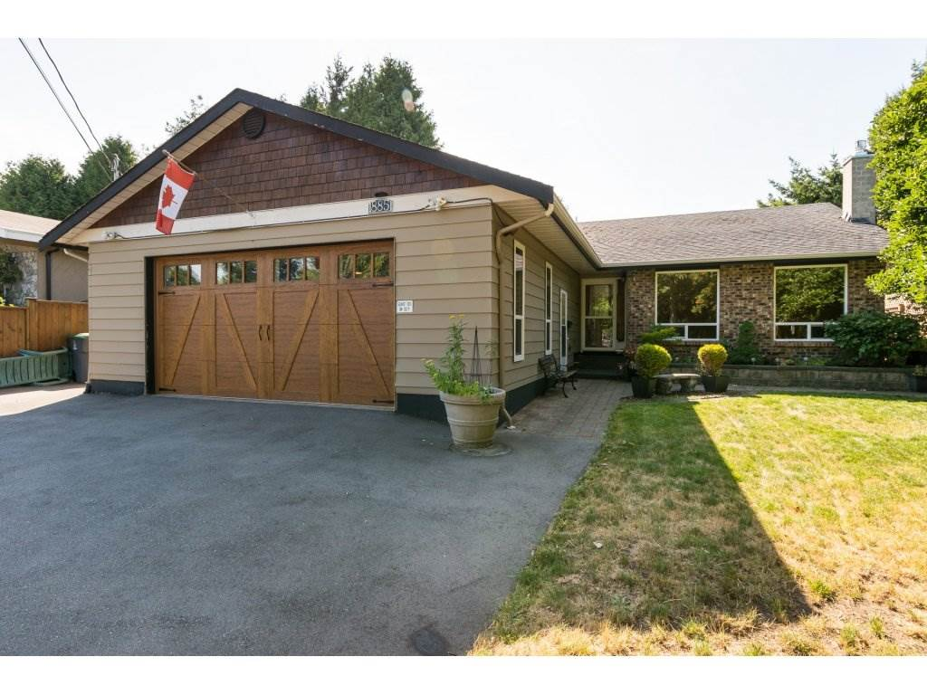 FEATURED LISTING: 1885 156 Street Surrey