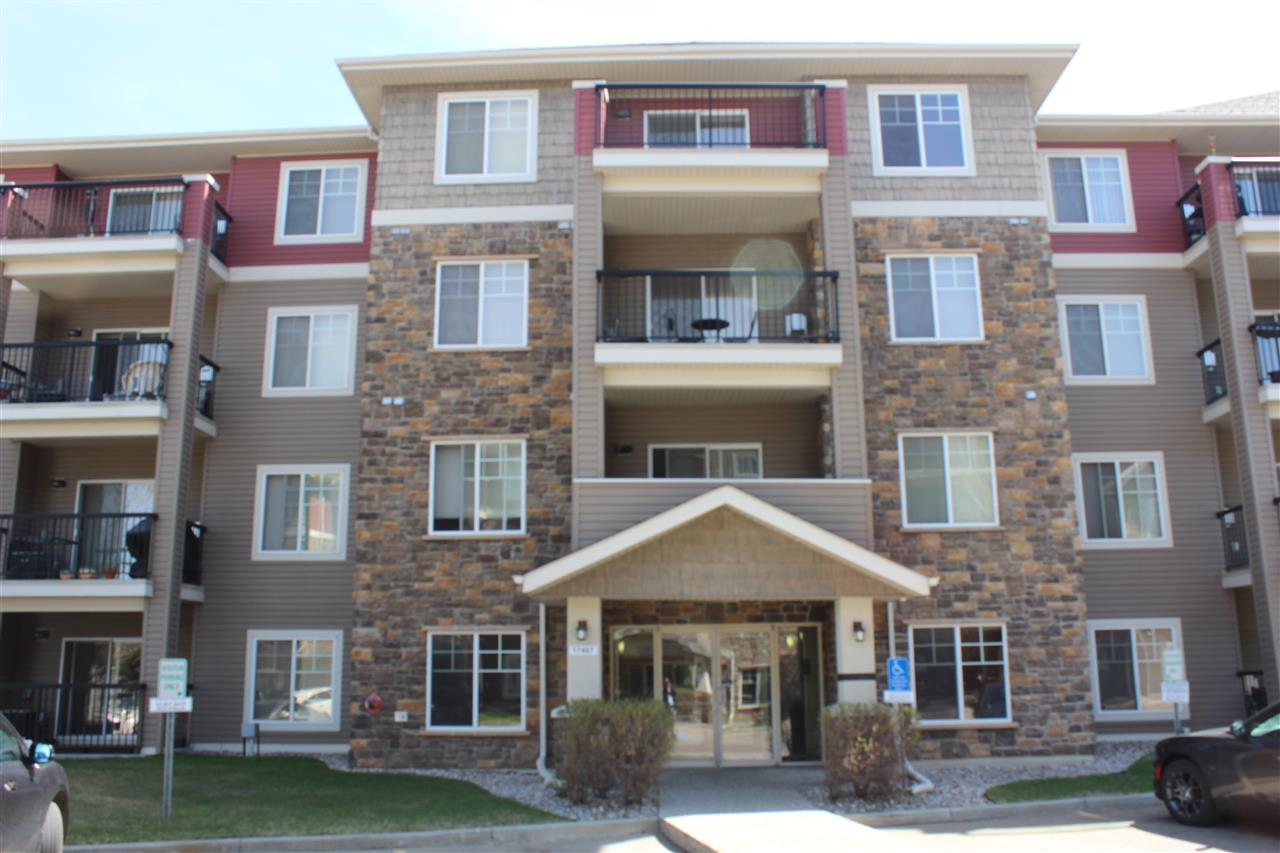 Main Photo: 109 17407 99 Avenue in Edmonton: Zone 20 Condo for sale : MLS®# E4119644