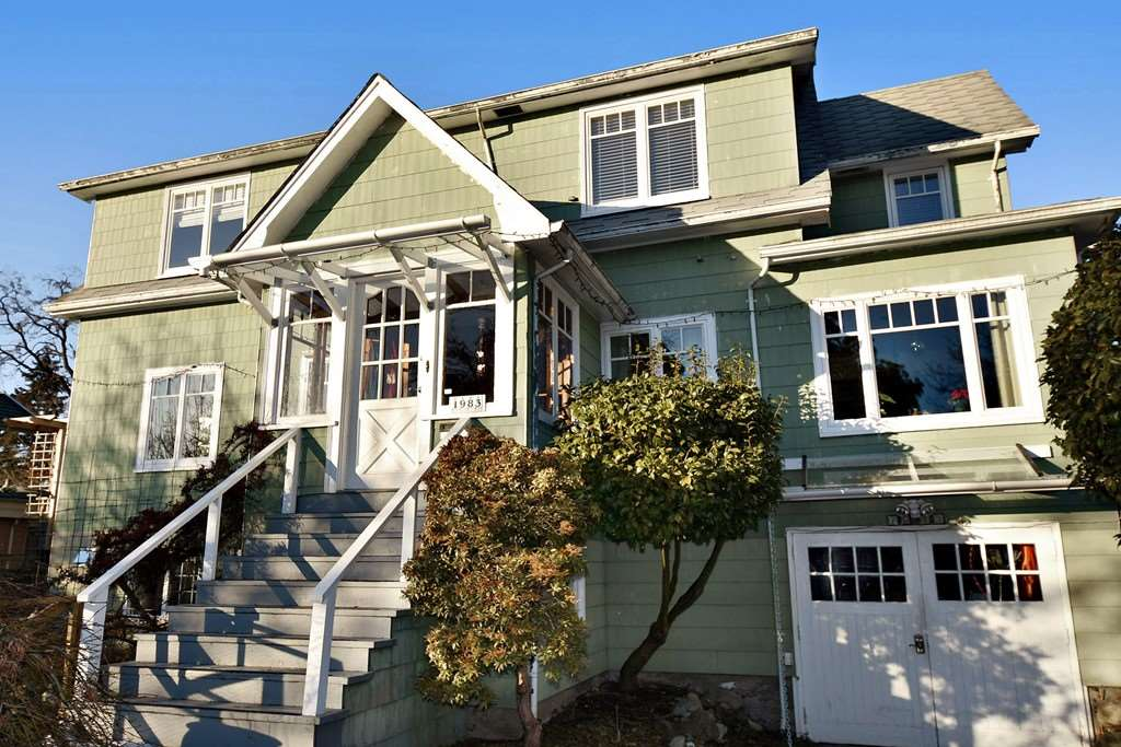 Main Photo: 1983 W 57TH Avenue in Vancouver: S.W. Marine House for sale (Vancouver West)  : MLS®# R2131354