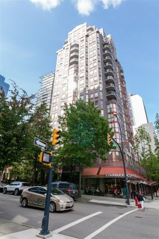 "Main Photo: 204 811 HELMCKEN Street in Vancouver: Downtown VW Condo for sale in ""IMPERIAL TOWER"" (Vancouver West)  : MLS®# R2281836"