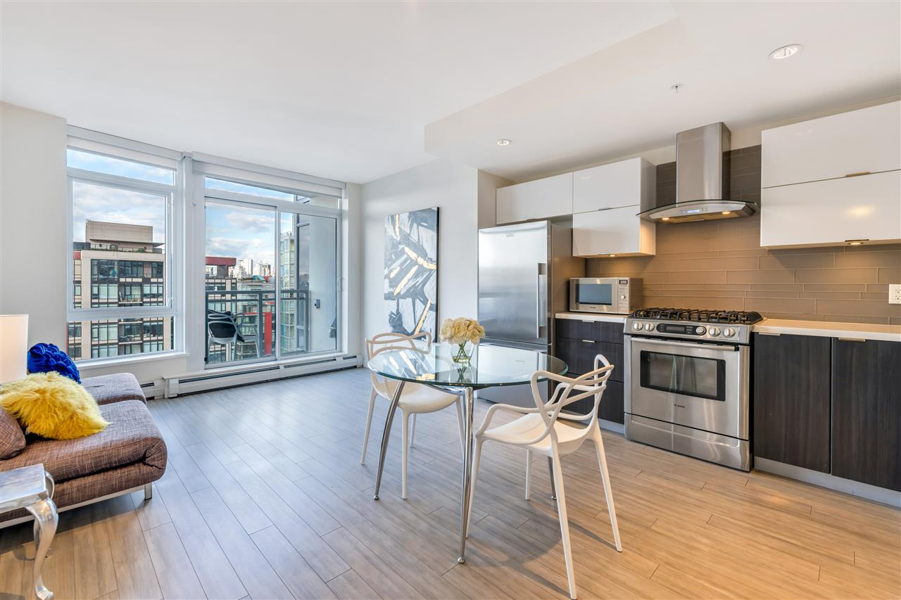 FEATURED LISTING: 1408 - 1775 QUEBEC Street Vancouver