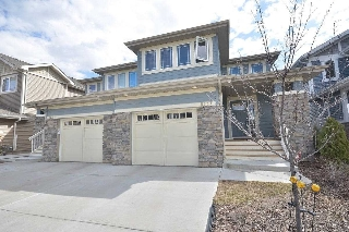 Main Photo: 5037 DEWOLF RD in Edmonton: Zone 27 House Half Duplex for sale : MLS® # E4061432