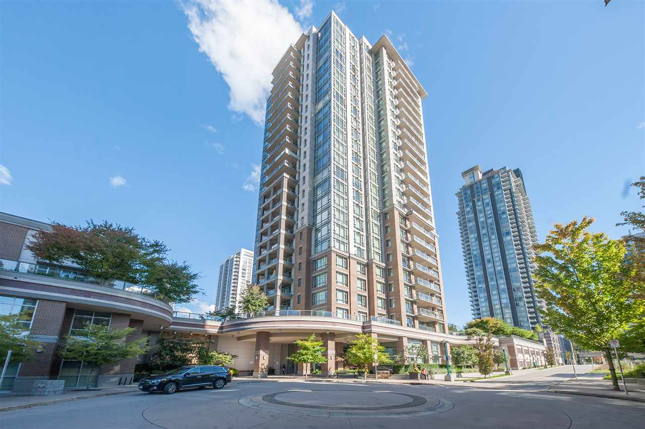Main Photo: 2602 1155 THE HIGH Street in Coquitlam: North Coquitlam Condo for sale : MLS®# R2313018