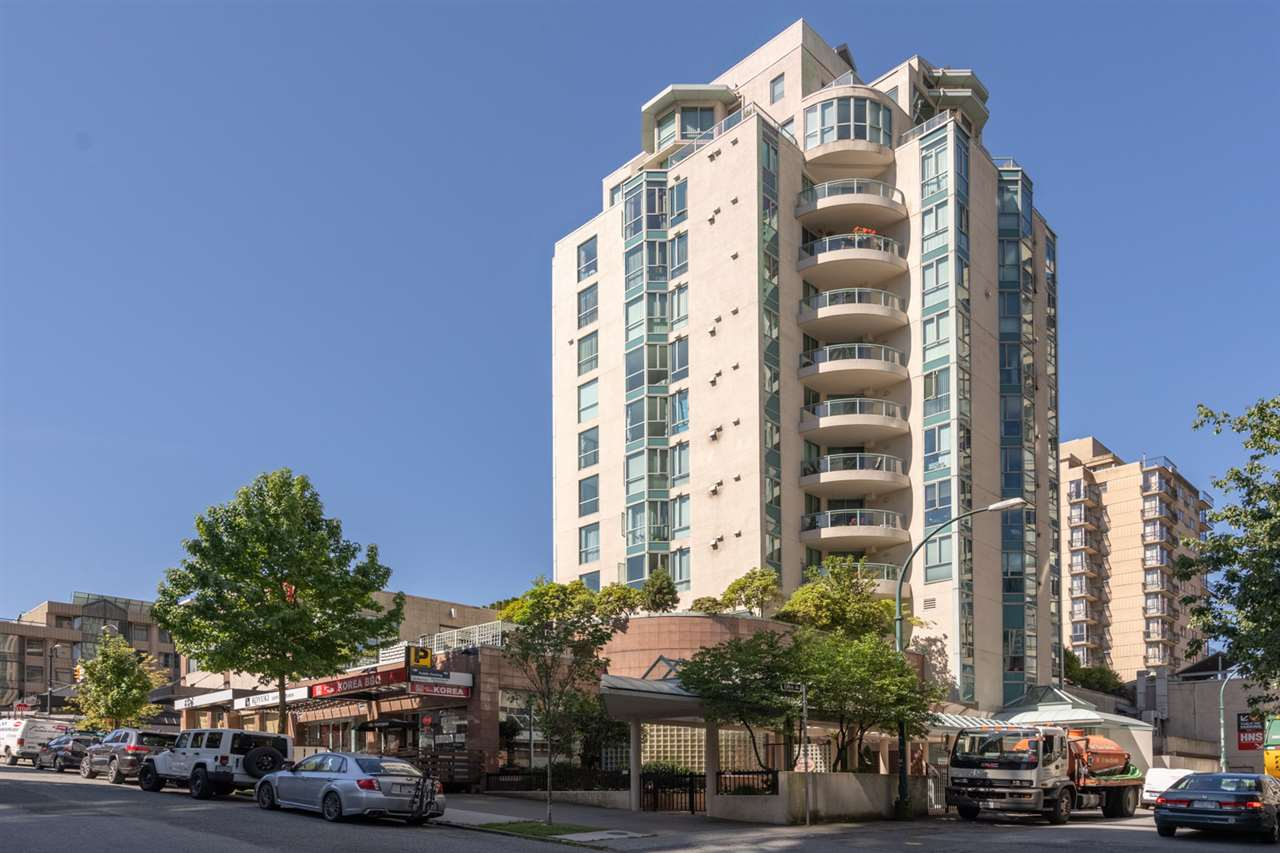 FEATURED LISTING: 903 - 789 JERVIS Street Vancouver