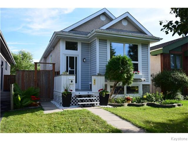 Main Photo: 51 Hollyburn Road in WINNIPEG: Westwood / Crestview Residential for sale (West Winnipeg)  : MLS® # 1521009