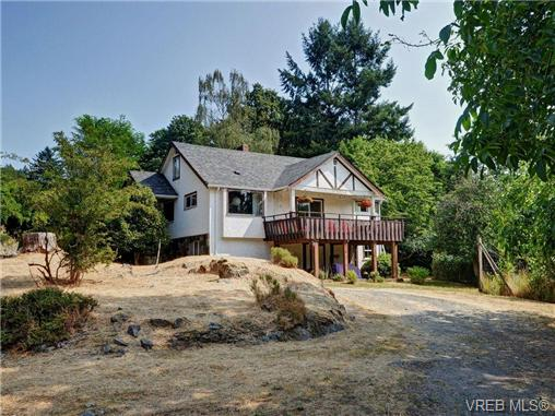 Main Photo: 364 Sparton Road in VICTORIA: SW West Saanich Single Family Detached for sale (Saanich West)  : MLS® # 359289