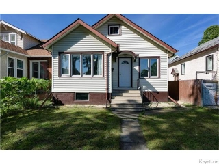 Main Photo: 502 Garlies Street in Winnipeg: Sinclair Park Residential for sale (4C)  : MLS® # 1625484